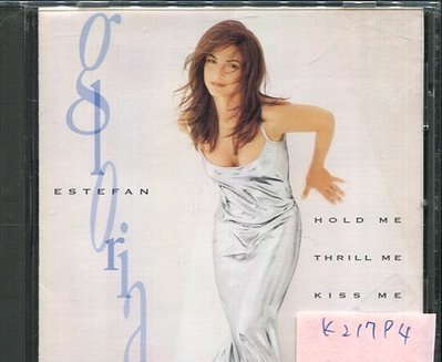 *真音樂* GLORIA ESTEFAN / HOLD ME THRILL ME  二手 K21794