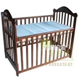 [ 家事達 ] 台灣Mother's Love 1085 嬰兒床三明治透氣網眼床墊 嬰兒床專用 特價