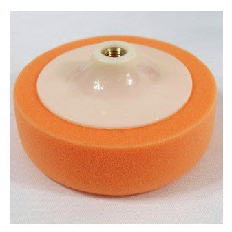 預售款- 角磨機海綿盤 拋光盤 M10螺絲孔 切割器 角膜機盤#汽車用品#車用精品#車用工具
