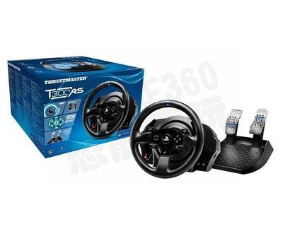 (宅配免運費)THRUSTMASTER T300RS 賽車 方向盤 支援 PS4 PS3 PC 公司貨一年保固