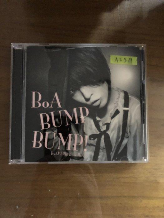 *還有唱片二館*BOA / BUMP BUMP 二手 A2311