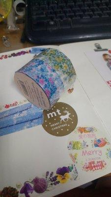 【R的雜貨舖】紙膠帶分裝 倉敷意匠和紙膠帶-  MIHANI工房和紙膠帶_花叢
