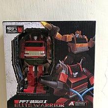 Transformers studio series  Generations 消防車