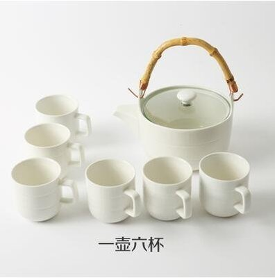 {名揚匯1870}日式竹柄茶壺 花草茶...