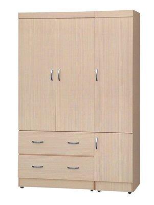 【欣和床店】4X6尺托瑪士衣櫥/衣櫃(C)