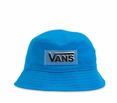 現貨!正品VANS HANKLEY BUCKET HAT INDIGO BUNTING 范斯 街頭 漁夫帽 遮陽帽 靛藍