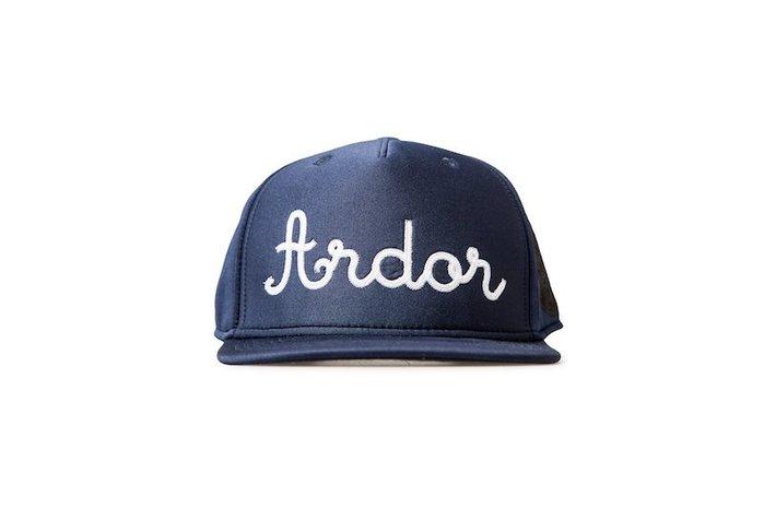 SQUAD 2016 A/W Ardon Scorpion embroidered Cap 蠍子緹花繡帽 藍色