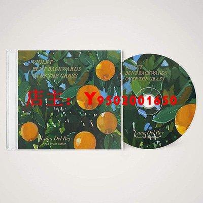 【樂視】拉娜德雷Lana Del Rey Violet Bent Backwards Over The Grass CD 精美盒裝
