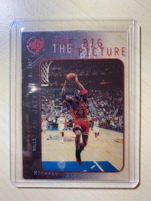 1997 UD3壓克立透明卡 Jordan