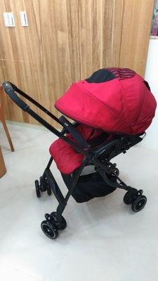 二手 日本 Combi Handy Auto 4 Cas (雙向) 嬰兒手推車