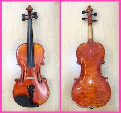 ※全新日本進口※《日本製高級手工小提琴鈴木SUZUKI NO.1100 4/4》另有1/4 1/2 3/4[日本帶回]