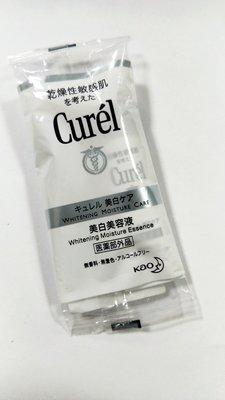 【欣靈小坊】Curel潤浸白美白保濕精華 3g 效期 2018.12 有「贈品不得轉售字樣」 台北市