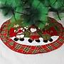 你好小店- 圣誕節裝飾品立體雪人老人100cm圣...