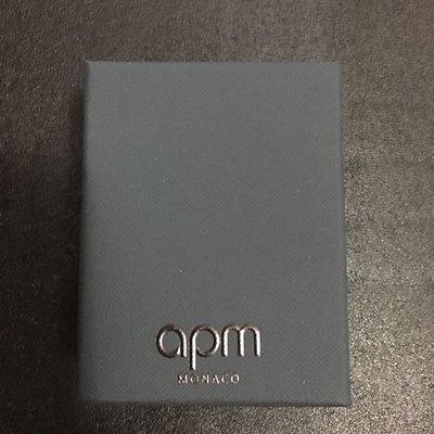 apm MONACO原廠珠寶盒/ 全新 新竹市