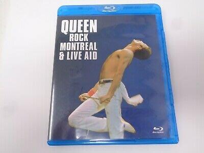 正版藍光BD《皇后合唱團》蒙特婁現場演唱會/Queen - Rock Montreal & Live Aid全新未拆