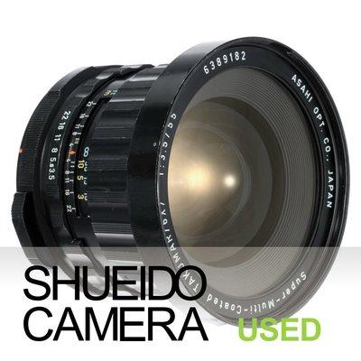集英堂写真機【1個月保固】實用品 PENTAX 67 ASAHI TAKUMAR 55mmF3.5 廣角鏡頭 20953