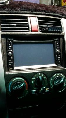 汽車導航膜 多媒體影音導航系統 導航多媒體 汽車音響 保護膜 7吋 8吋 9吋 10吋高清貼膜 線格 台中市