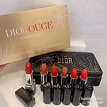 Dior rouge happy 2020唇膏套裝