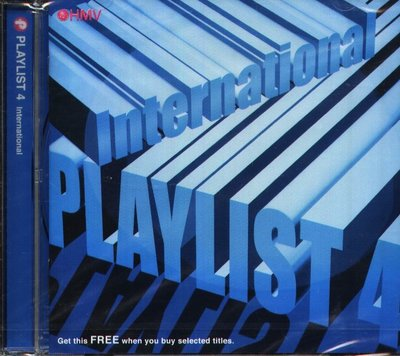 八八 - HMV PLAYLIST 4 International - 日版 CD NEW Josh Rouse