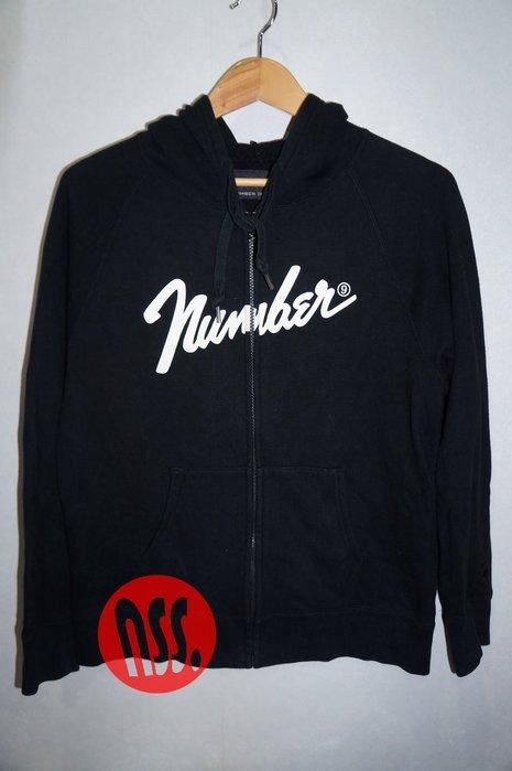 「NSS』N(N) NUMBER (N)INE NINE N9 連帽外套 M 2