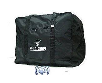 加賀皮件 DESIGNER 白蝦 (中款) 台灣製造 出國旅遊必備 環保購物袋 收納式旅行袋 9003