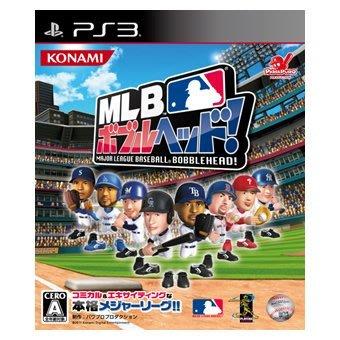 全新未拆 PS3 實況野球 MLB棒球 美國職棒大聯盟 -日文日版- 大頭搖頭泡泡頭娃娃 BobbleHead