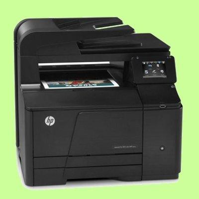 5Cgo【權宇】HP CLJ Pro 200 M276nw 彩雷 影印與掃描 傳真 網路事務機會 含稅員扣2%