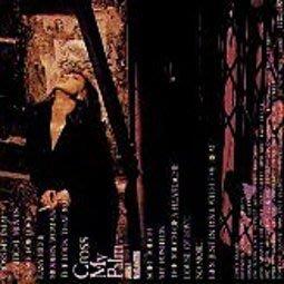 聖子同期偶像中森明菜唯一英文專輯Cross My Palm銀圈首版 側標極新 (卡帶129$ )贈FOLK SONG