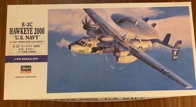 長谷川(Hasegawa) E-2C hawkeye 2000 1/72
