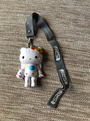 HELLO KITTY 未來樂園 ROBOT KITTY造型證件套
