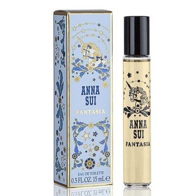 【美妝行】Anna Sui Fantasia 安娜蘇 童話 獨角獸 淡香水 15ML 噴式 小香
