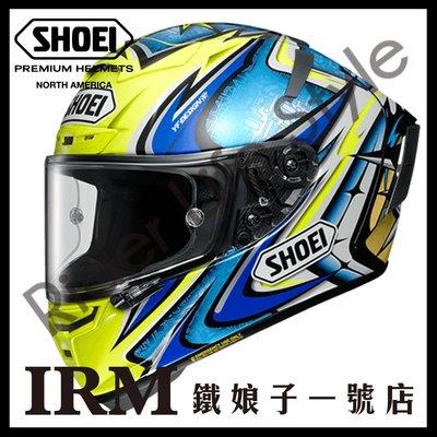 【鐵娘子一號店】SHOEI X-14 頂級 全罩 安全帽 X14。Daijiro TC-3 黃 加藤大治郎 內襯可拆