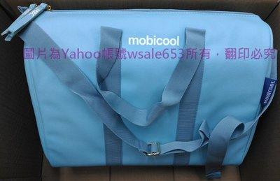 mobicool 16L保溫保冷輕攜袋ICON 16保溫袋保冷袋水藍色