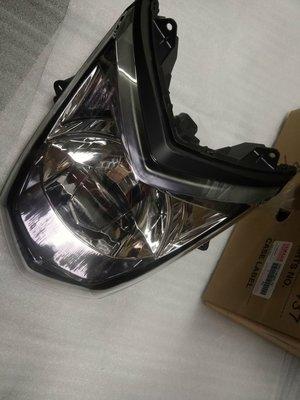 YAMAHA 山葉 原廠 勁戰 三代 大燈罩 大燈組 亮黑(不含燈泡)另售其它規格