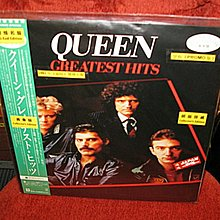Queen G.H. 1981Japanese 1st edition PROMO  LP 全新日本頭版黑膠  PROMO LP