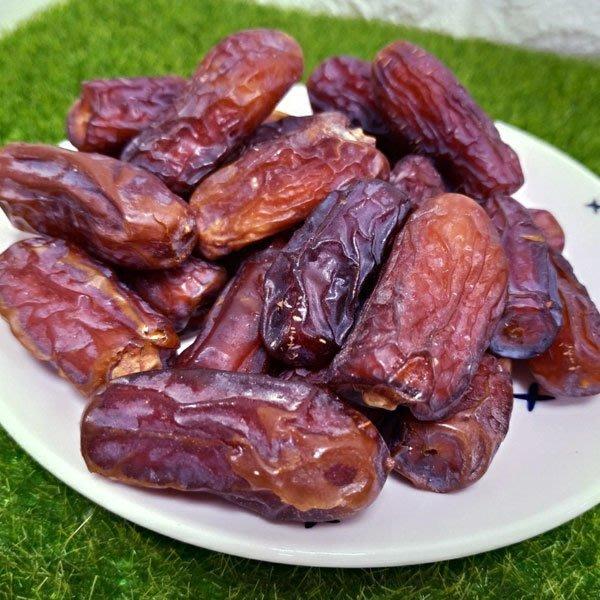 椰棗.特級中東椰棗 天然果乾 600克 齋戒月必備 營養健康果乾 健康零食 【全健健康生活館】