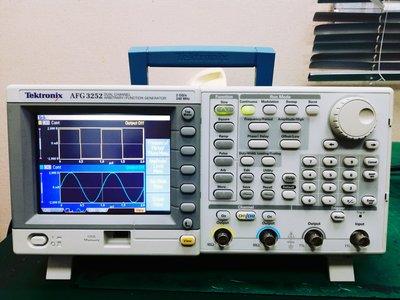 【弘燁科技-專業儀器】Tektronix AFG3252 Arbitrary Function Generator