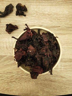 *洛神花••原型茶品••*Roselle