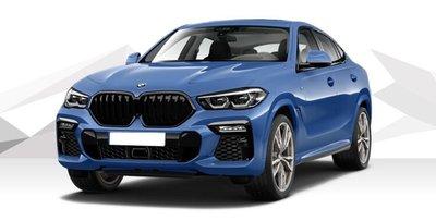 【樂駒】BMW X6 G06 原廠 水箱罩 Individual 黑色 高光澤 外觀 套件 格柵
