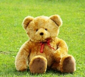 黃金泰迪熊 特大頂極腳掌款 情人熊120公分高 泰迪熊