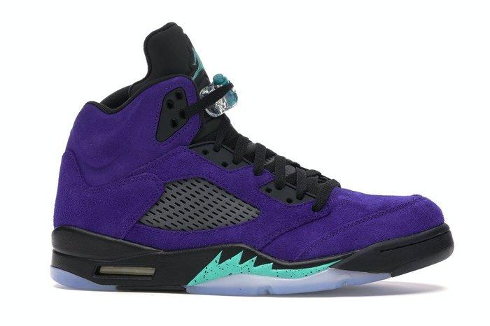 【美國鞋校】預購 Jordan 5 Retro Alternate Grape 136027-500 靛色