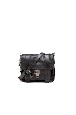 Proenza Schouler PS1 Leather Pouch 斜背肩背包 ~ 25200