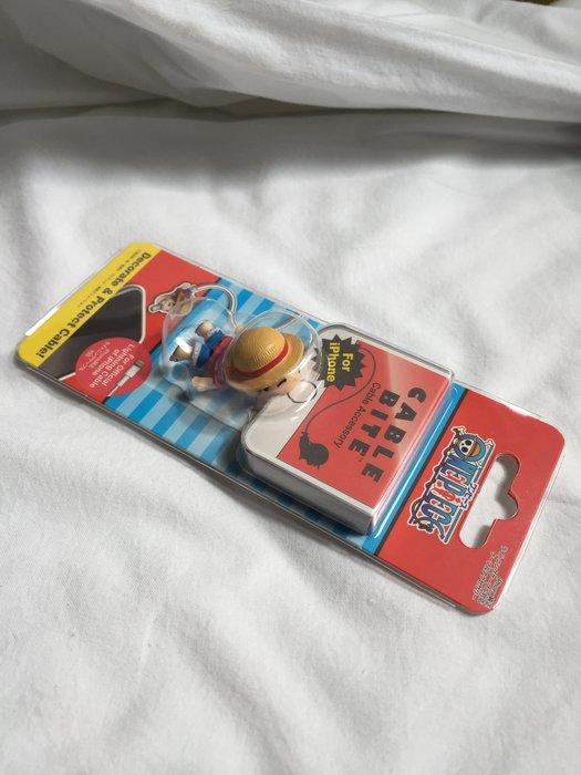 魯夫 日本 海賊王Cable Bite手機充電線保護套 iPhone專用(歡迎配合面交)