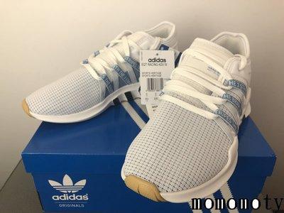 ADIDAS ORIGINALS EQT RACING ADV 白色 白藍 水藍天空藍 慢跑鞋 CQ2155 請先問庫存