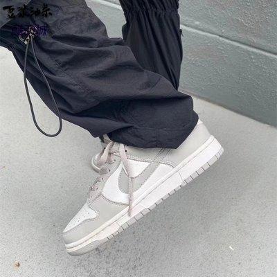 潮流品牌社Nike Dunk High Vast Grey 灰白 高幫限量男子休閒板鞋DD1399-100