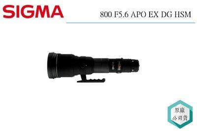 《視冠 高雄》免運 SIGMA 800 mm F 5.6 EX DG HSM 定焦 鏡頭 單眼 相機 國旅卡 公司貨