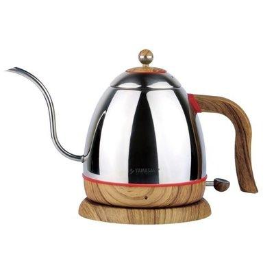 YAMASAKI 山崎 【SK-2826S】 0.8L 超細口歐風快煮壺  掛耳式咖啡快煮壺 長嘴壺