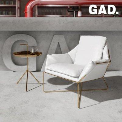 沙發 GAD威靈頓 東京簡約休閒咖啡廳桌椅組合奶茶店雙人卡座沙發組合-快速出貨FC