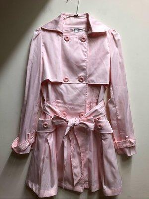 日本品牌i.n.e(la chamber d'ine)粉色外套38號