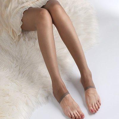 3雙免郵漏趾T檔踩腳性感實拍絲襪超薄款露趾襪防勾絲女魚嘴腳面透明性感實拍絲襪子